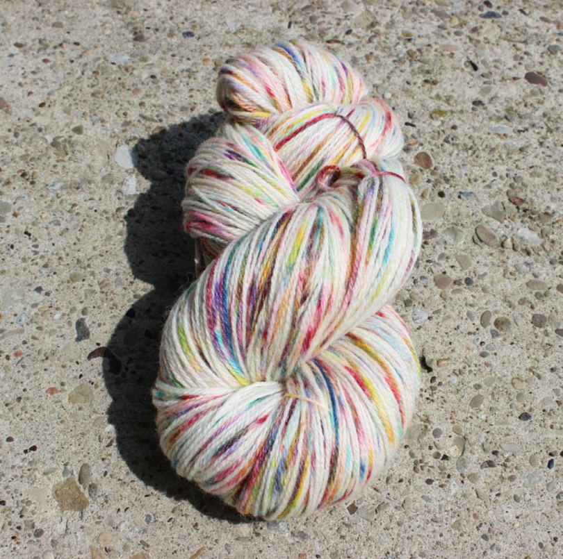 Rainbow Sprinkles colorway